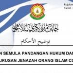 Semakan Semula Pandangan Hukum dan Kaedah Pengurusan Jenazah Orang Islam Covid-19